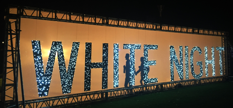 white-night
