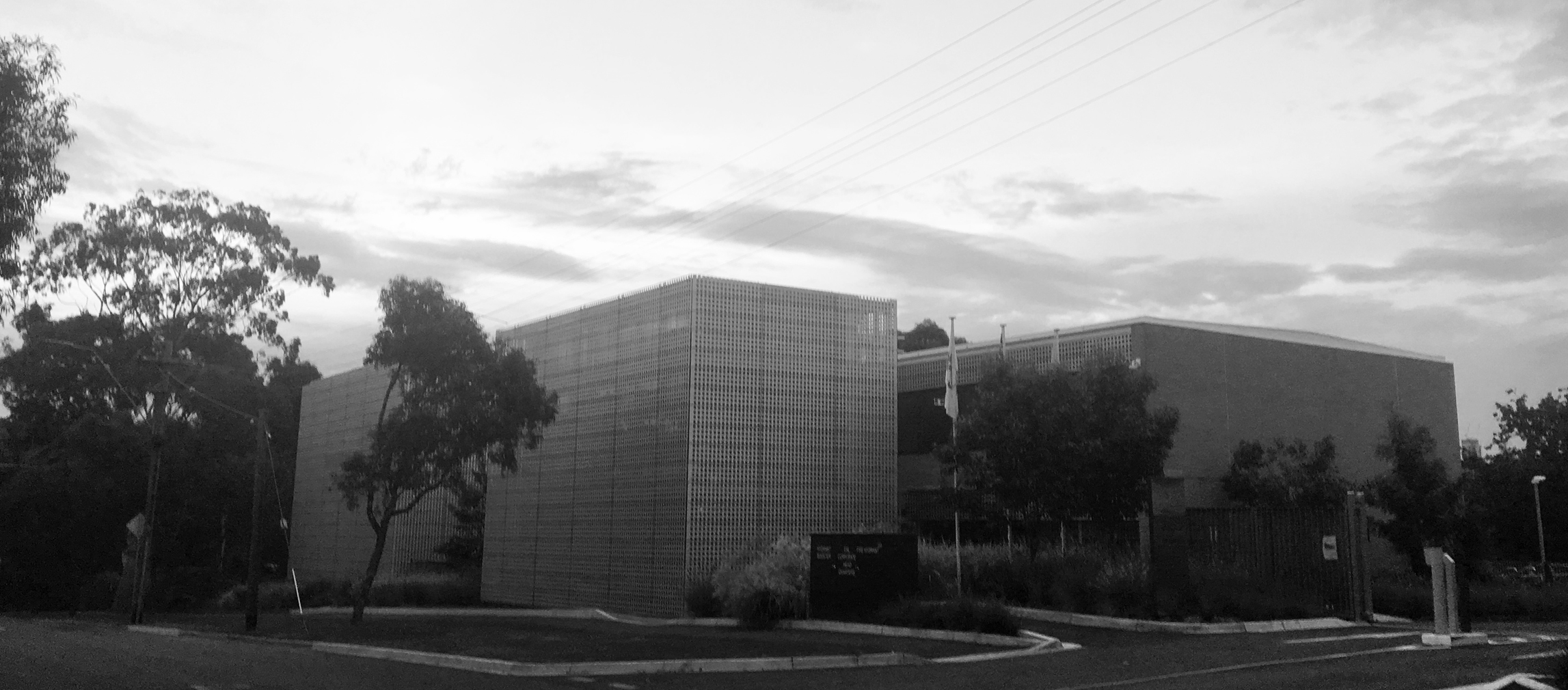 CSL Facility adjacent to the Parkville Youth Detention Centre